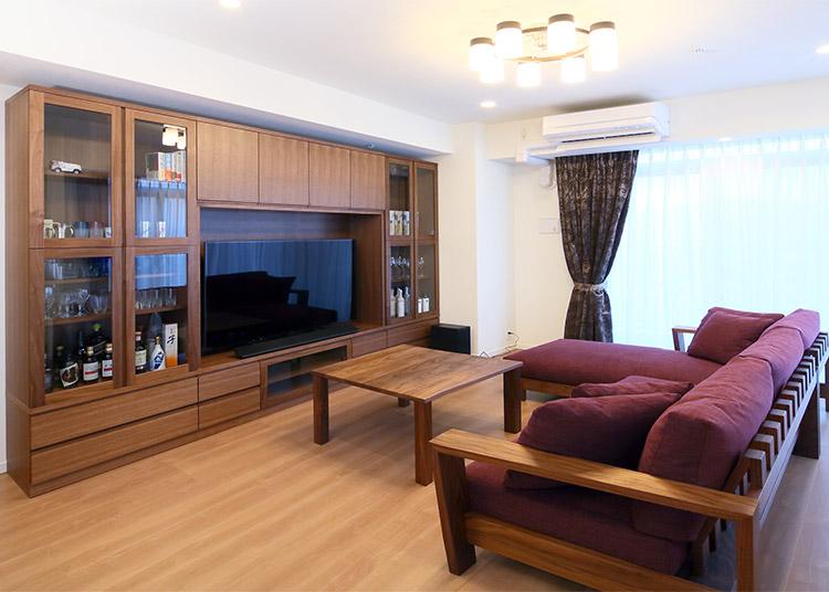 新築のマンション
