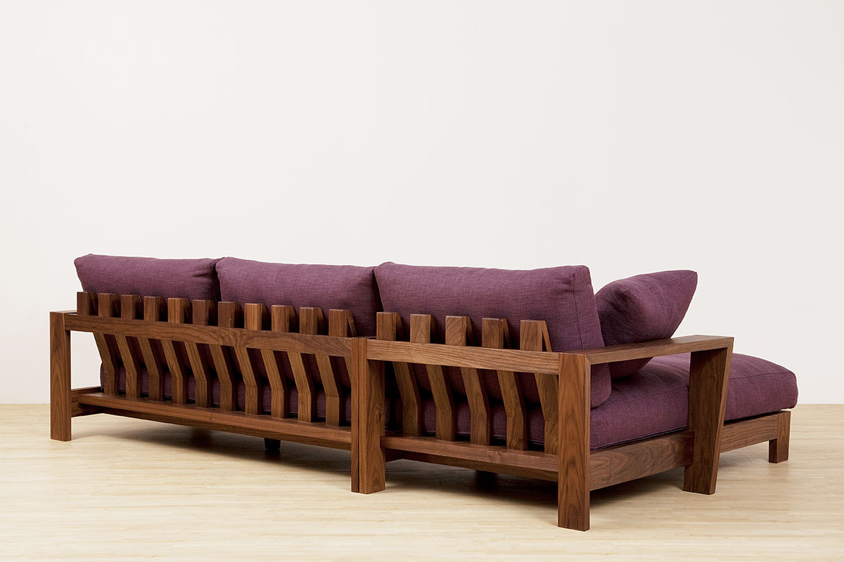 AUTHENTICITY SOFA BⅡ COUCH